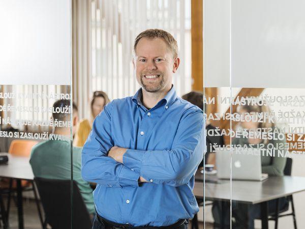 Chtěl být bankéřem, dnes Marek Seidl pomáhá finančním poradcům s pojištěním